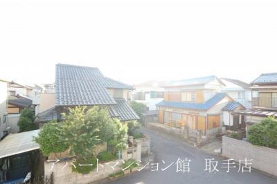 【外観】オレンジ館