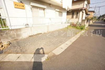 【駐車場】オレンジ館