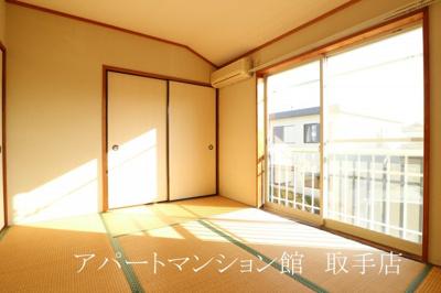 【居間・リビング】オレンジ館