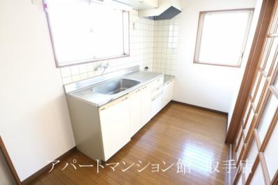 【キッチン】オレンジ館