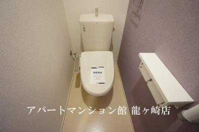 【洗面所】ウィステリア・リブⅡ