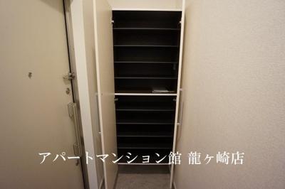 【設備】ウィステリア・リブⅡ