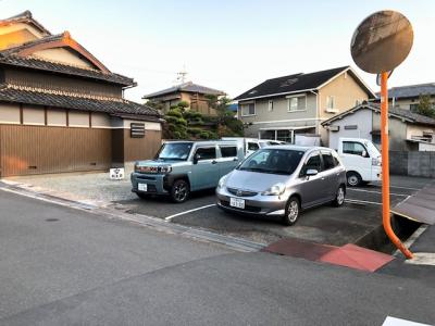 【外観】フルサワ駐車場神田会館前
