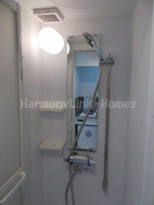 メゾン北千住のシャワールーム