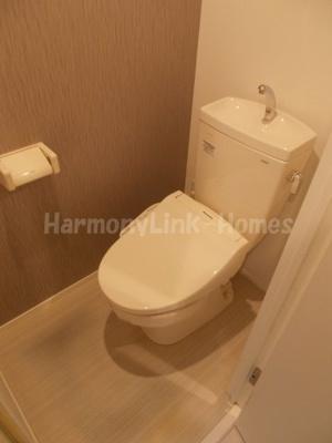 メゾン北千住のトイレ