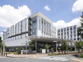 武蔵野徳洲会病院(約825m)