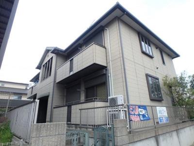 積水ハウス施工の賃貸住宅シャーメゾン♪グリーンライン「北山田」駅・「東山田」駅より徒歩圏内!2駅利用可能で便利な立地の2階建てアパートです♪