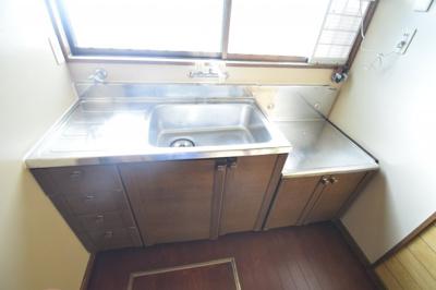 【キッチン】西山町4丁目貸家