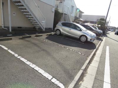 【駐車場】コスモプラザ