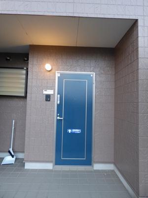 【玄関】テラスコルヌイエ