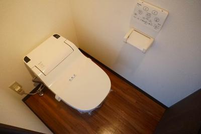 【トイレ】松本マンション