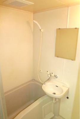 【浴室】オーシャン御井Ⅲ