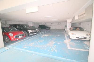 【駐車場】ドエルパークサイド