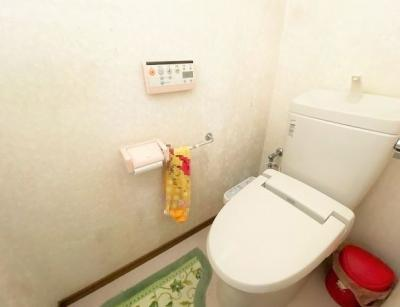 【トイレ】神戸市西区南別府4丁目 中古戸建て