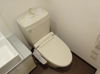 【トイレ】ステージグランデ三軒茶屋アジールコート