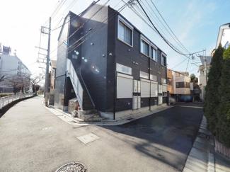 【前面道路含む現地写真】目黒区緑が丘1丁目 中古戸建