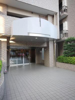 【エントランス】横浜南太田ホームズ