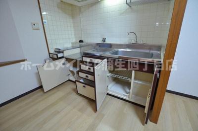 【キッチン】メゾン・ド・プレセアンス