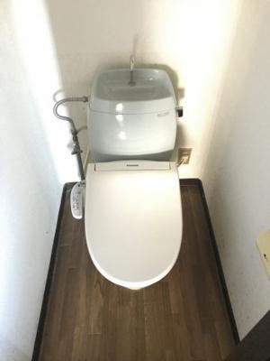 【トイレ】アルカディア大津