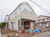 千葉市稲毛区黒砂台1丁目 全7棟 新築分譲住宅の画像
