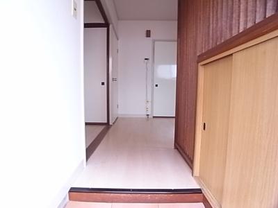 【玄関】ピュアコート潮見が丘