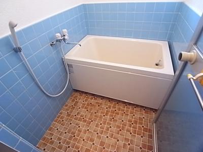 【浴室】ピュアコート潮見が丘