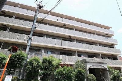 【現地写真】 鉄筋コンクリート造の41戸♪分譲マンション♪