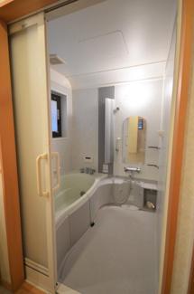 【浴室】ふじみ野市うれし野1丁目 中古戸建
