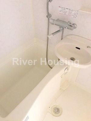 【浴室】ルーブル新宿西落合七番館
