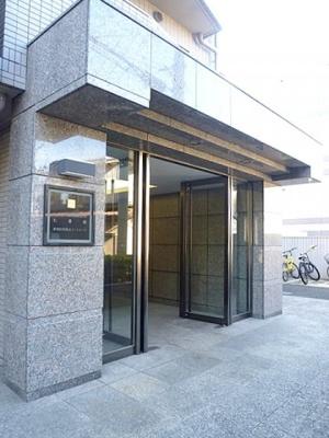 【エントランス】ルーブル新宿西落合七番館