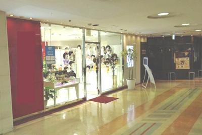 店舗イメージ。現在はスケルトンです。