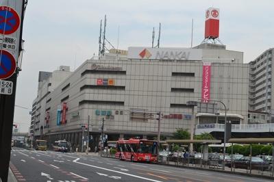 【外観】堺東駅に隣接の高島屋さんの地下1F!!12坪店舗!空店舗でました!