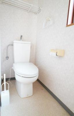 【トイレ】築山戸建東