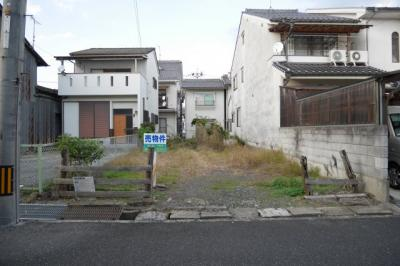【外観】津山市上紺屋町 44.8坪