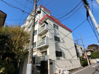 【外観】中野坂上ローヤルコーポ