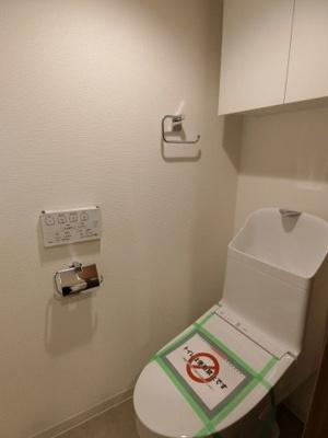 【トイレ】小日向ハイツ