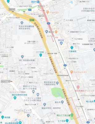 【地図】アレーロ音羽