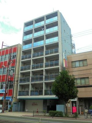 【外観】ビガーポリス118東田辺