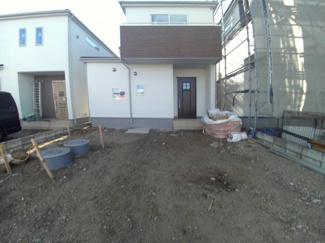 12月17日撮影 建物外観