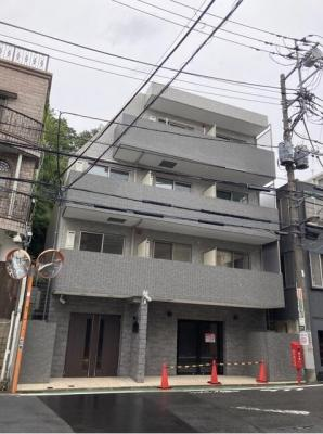 【外観】ミラフィールⅡ(旧シャッツクヴェレ中目黒)