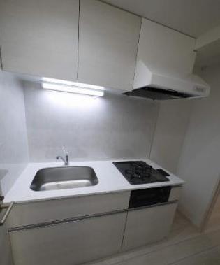 【キッチン】ミラフィールⅡ(旧シャッツクヴェレ中目黒)