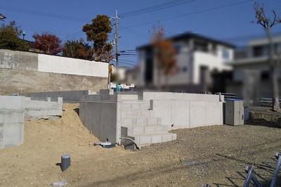 【外観】神戸市垂水区神陵台5丁目 2号棟 新築戸建
