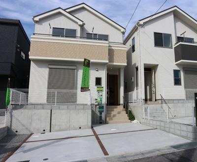 【外観】神戸市垂水区神陵台5丁目 1号棟 新築戸建