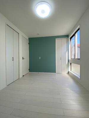 【洋室】百合ヶ丘3丁目 デザイナーズハイスペック新築住宅