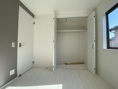 【収納】百合ヶ丘3丁目 デザイナーズハイスペック新築住宅