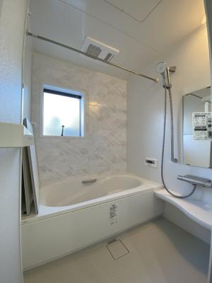 【浴室】百合ヶ丘3丁目 デザイナーズハイスペック新築住宅