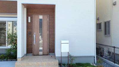 【玄関】【新築戸建】パークサイドテラス宮