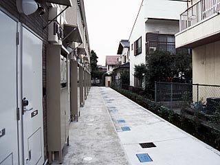【外観】レオパレスピュアハイツ江木