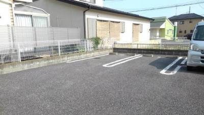 【駐車場】グランディ Ⅱ