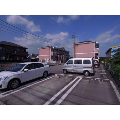 【駐車場】メゾンいかみA